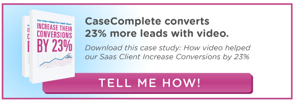 CaseComplete is just one of many clients we've helped succeed! See how we helped them increase lead conversions by over 20%!
